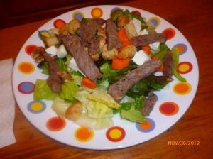 salad and alfredo 006